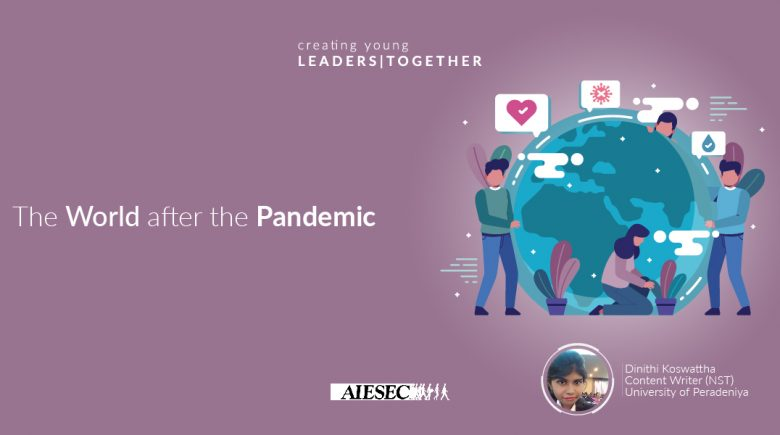 The World after the Pandemic