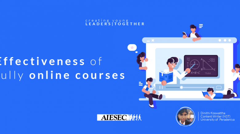 Effectiveness of Fully Online Courses