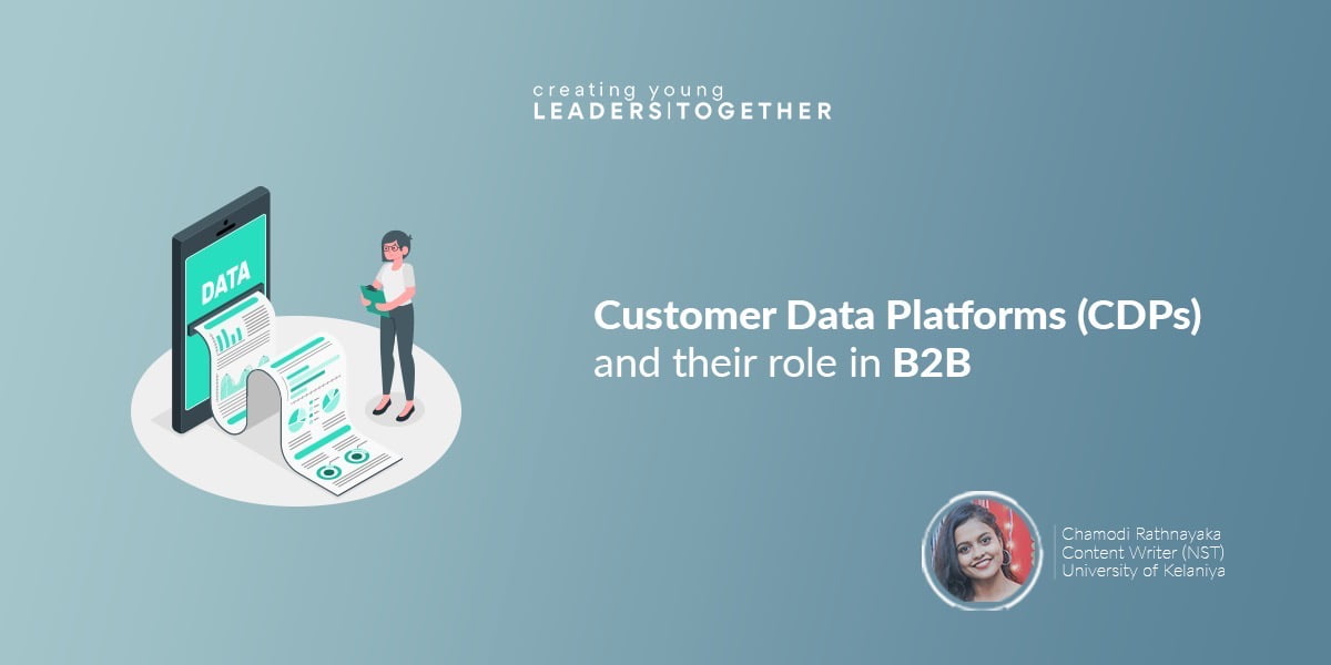 CDPs and their role in B2B