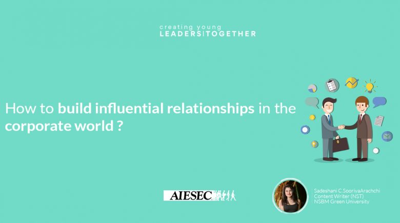 Influential Relationships