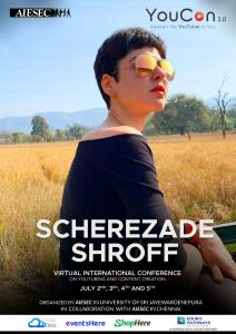 SCHEREZADE SHROFF